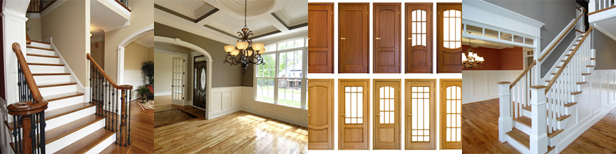 Interior Doors and Millwork & Interior Doors and Millwork | Crane Johnson Lumber - Fargo and ...